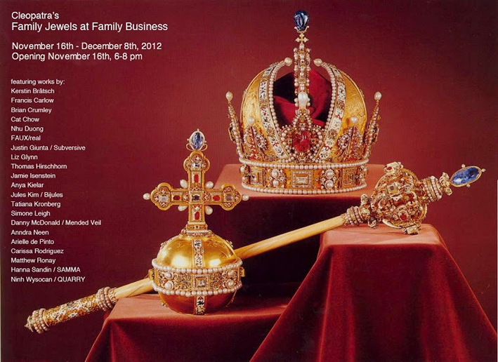Cleopatra�s Family Jewels at Family Business